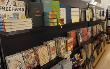 Kinokuniya Bookstore Image