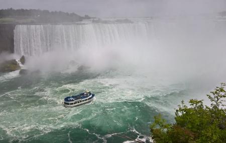 Niagara's Fury Image