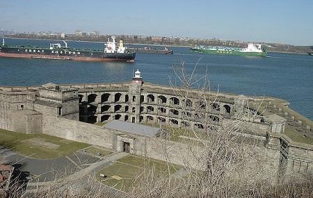 Fort Wadsworth Bunker Image