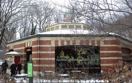 Central Park Carousel Image