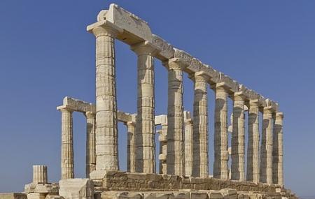 Temple Of Poseidon Image