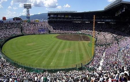 Hanshin Koshien Stadium Image