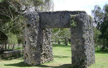 Ha'amonga 'a Maui Trilithon Image