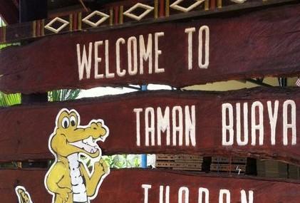 Tuaran Crocodile Farm Image