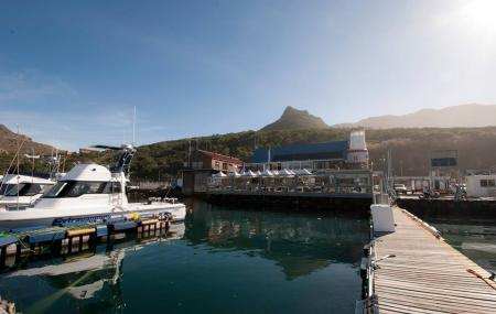 The Lookout Deck Hout Bay Image