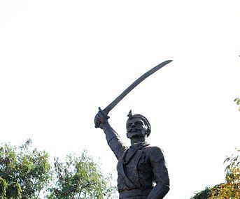 Tatya Tope Memorial Image