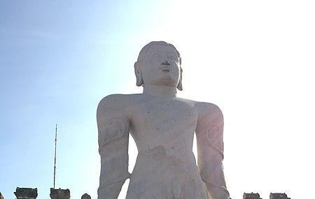 Bhagawan Bahubali Statue Image