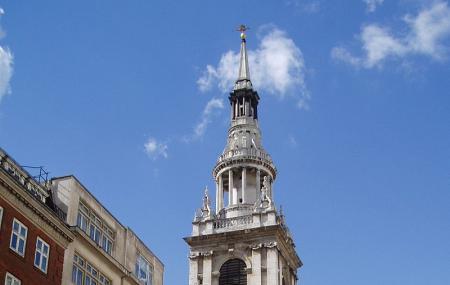 Saint Mary Le Bow Church Image