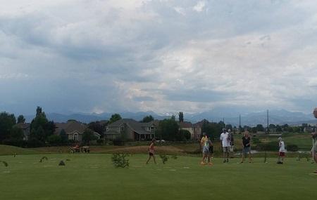 Ute Creek Golf Course, Longmont, Co Image