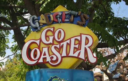 Gadget's Go Coaster Image