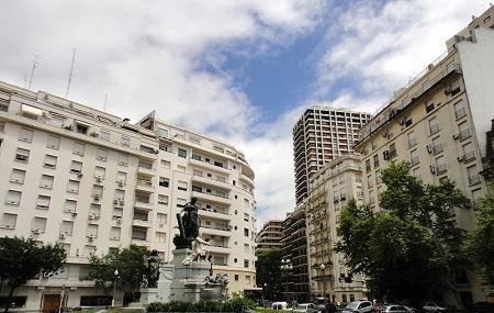 Plaza Carlos Pellegrini Image