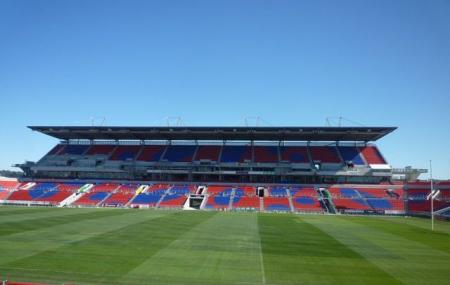 Hunter Stadium Image
