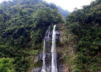 Wulai Waterfall Image