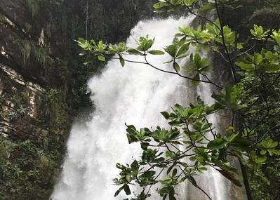 Cascada Los Comales Image