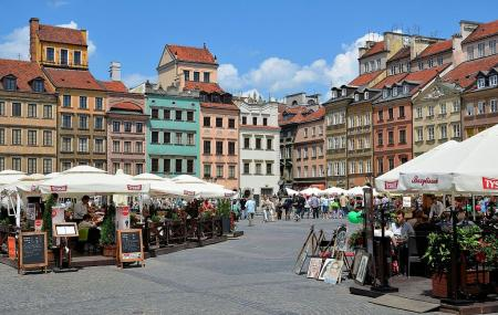 Old Town Market Place Image