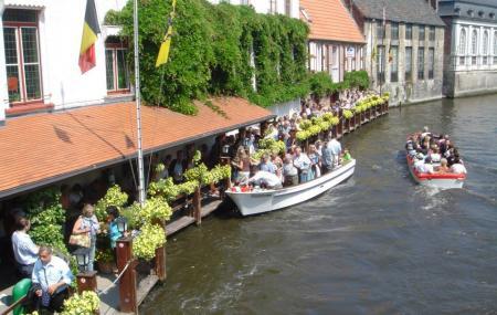 Boottochten Brugge Image