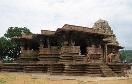 Ramappa Temple Image
