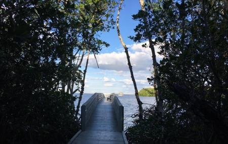 Four Mile Cove Ecological Preserve Image