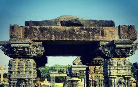Warangal Fort Image