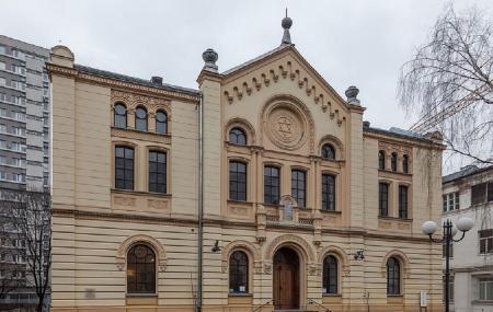 Nozyk Synagogue Image