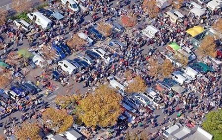 Camberwell Sunday Market Image