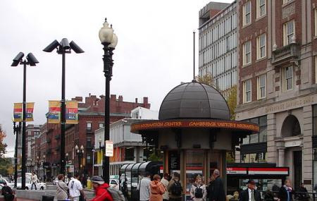 Harvard Square Image