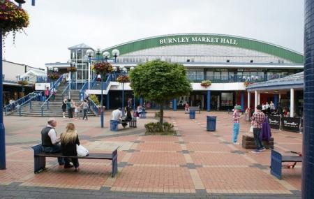 Burnley Market Image