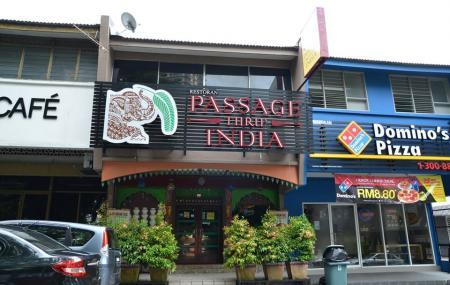 Passage Thru India Image