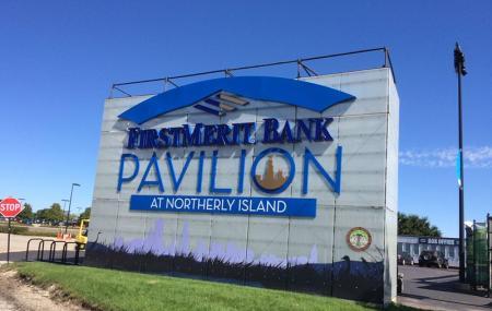 Firstmerit Bank Pavilion At Northerly Island Image