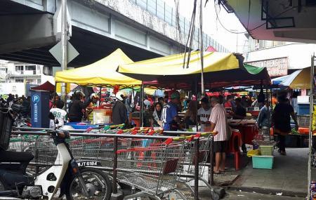 Pudu Wet Market Image