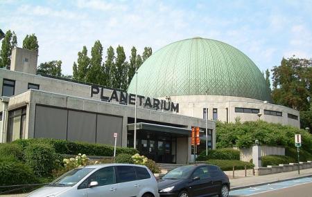 Planetarium Of The Royal Observatory Of Belgium Image