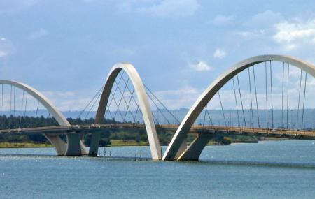 Juscelino Kubitschek Bridge Image