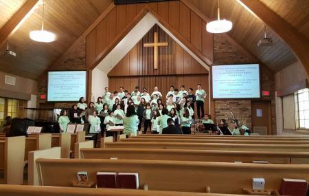 Korean Presbyterian Church Image