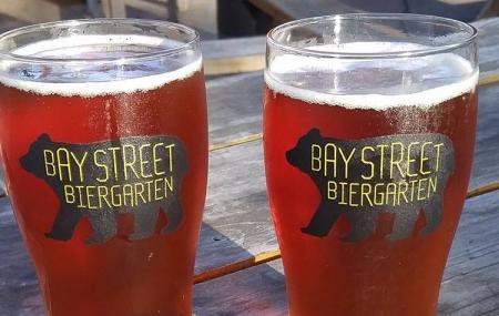 Bay Street Biergarten Image