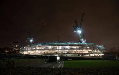 Wimbledon Park Tennis Court Image