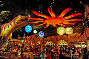 T-rex Cafe Image