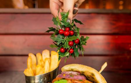 Red Robin Gourmet Burgers Image