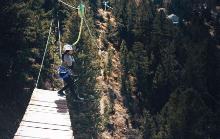 Ava Cliffside Zipline Image