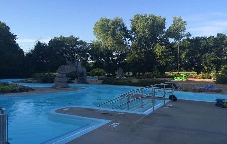 Shawnee North Family Aquatic Center Image