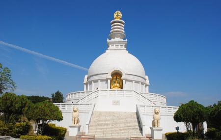 Vishwa Shanti Stupa Image