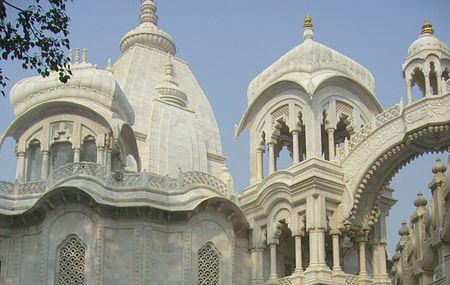 Iskcon Vrindavan Image
