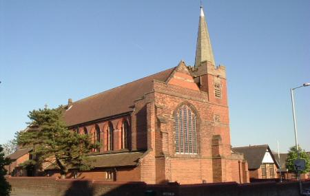 Saint Joseph's Catholic Church Wesham Image