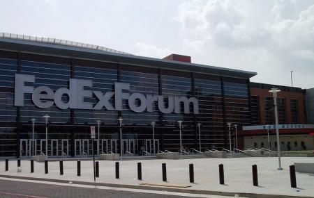 Fedex Forum Image