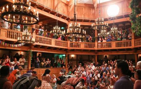 American Shakespeare Center's Blackfriars Playhouse Image