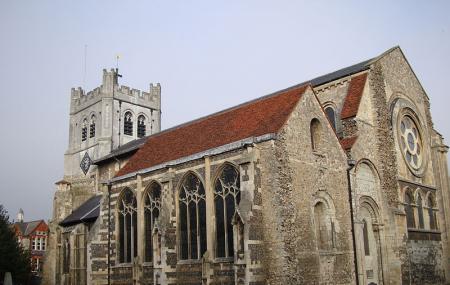 Waltham Abbey Church Image