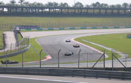 Sepang F1 Circuit Image