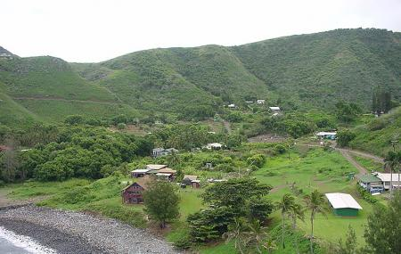 Kahakuloa Bay Image