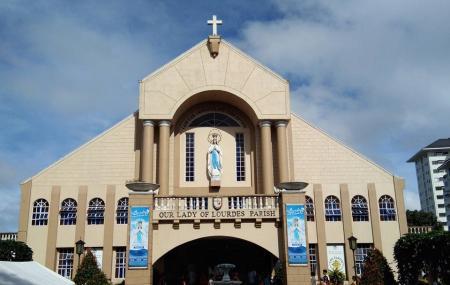 Lourdes Church Image