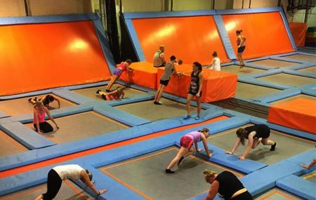 Hangtime Trampoline Park, Wollongong