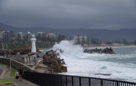 Wollongong Breakwater Lighthouse, Wollongong